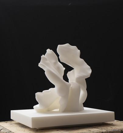 Helaine Blumenfeld, Taking Risks marble maquette, 2020