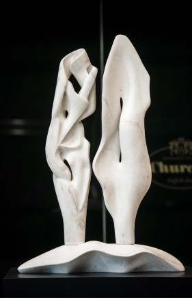 Helaine Blumenfeld, Shadow Figures, 1990