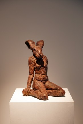 Sitting Maquette