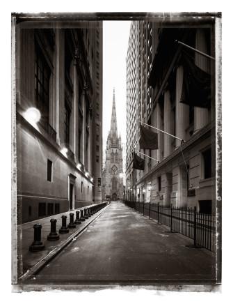 Christopher Thomas, Wall Street, 2009
