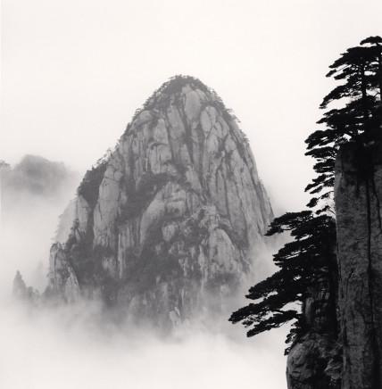 Michael Kenna, Huangshan Mountains, Study 9, Anhui, China, 2008