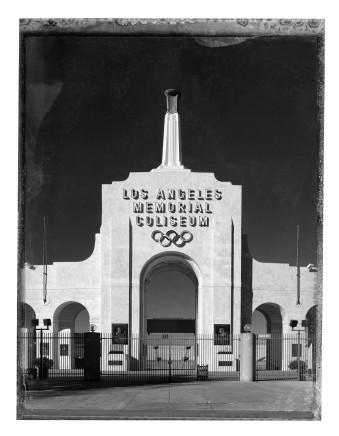 Christopher Thomas, Los Angeles Memorial Coliseum, Los Angeles, 2016