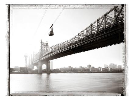 Christopher Thomas, Queensboro Bridge II, 2008