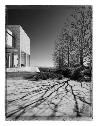 Christopher Thomas, Getty Center I, Brentwood, 2017