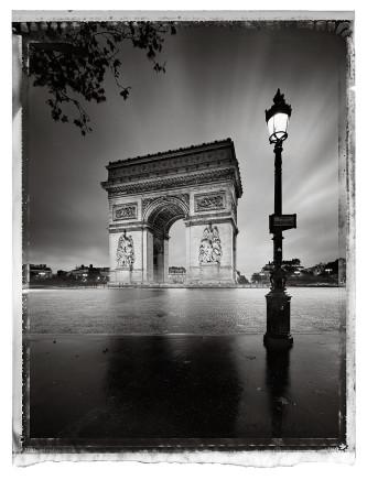 Christopher Thomas, Arc de Triomphe I, 2013