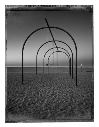 Christopher Thomas, Santa Monica Beach, Santa Monica, 2017