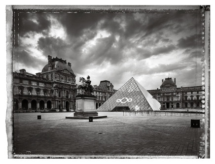 Christopher Thomas, Louvre II, 2013
