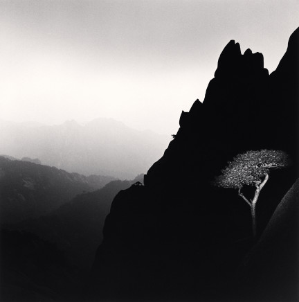 Michael Kenna, Huangshan Mountains, Study 31, Anhui, 2009