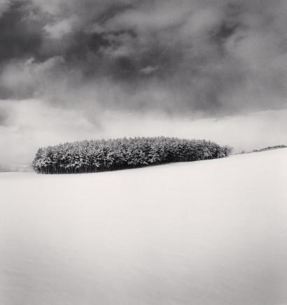 Michael Kenna, White Copse, Study 2, Wakkanai, Hokkaido, Japan, 2004