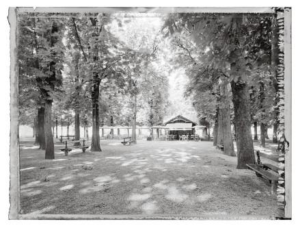 Christopher Thomas, Pavillion de la Fountaine, Jardin du Luxembourg, 2013