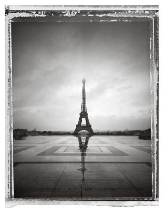 Christopher Thomas, Tour Eiffel VI, 2013