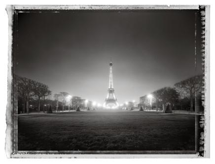Christopher Thomas, Tour Eiffel IV, 2014