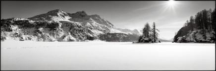 Christopher Thomas, Lake Sils IV, 2012