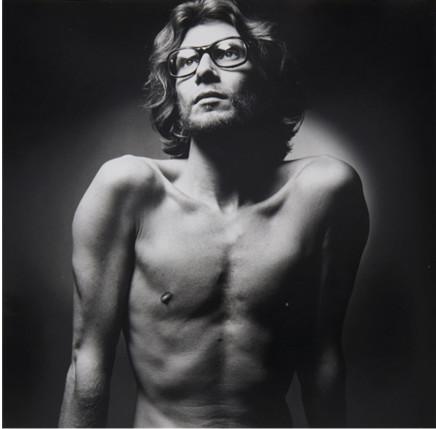 Jeanloup Sieff, Yves Saint-Laurent, Paris, 1971
