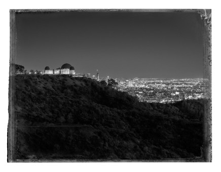 Christopher Thomas, Griffith Observatory II, Los Angeles, 2017