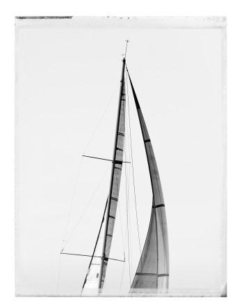 "Christopher Thomas, Regatta ""The Race"" vor Langenargen I, 2019"