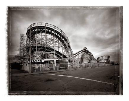 Christopher Thomas, Cyclone, Coney Island, 2008