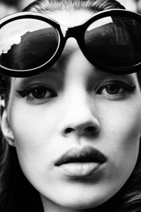 Stephanie Pfriender Stylander, Kate Moss, Seek, New York, for Harper´s Bazaar Uomo, 1992