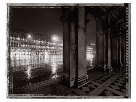 Christopher Thomas, Piazza San Marco I, 2010