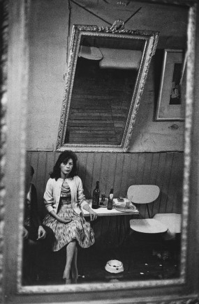 Sergio Larrain, Bar Los Siete Espejos (Bar of Seven Mirrors), Valparaiso, Chile, 1963