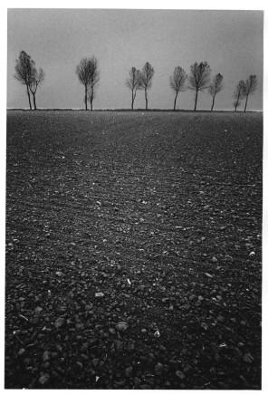 Jeanloup Sieff, A sad landscape, 1971
