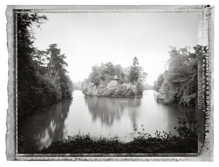 Christopher Thomas, Lac Inférieur, Bois de Boulogne, 2013