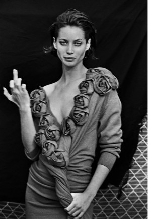 Peter Lindbergh, Christy Turlington, Phoenix, 1994