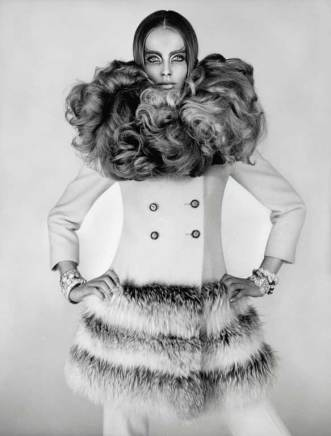 Franco Rubartelli, An incredible hairdo, 1968