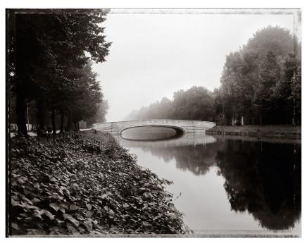 Christopher Thomas, Gerner Brücke, Nymphenburg, 1999 - 2005