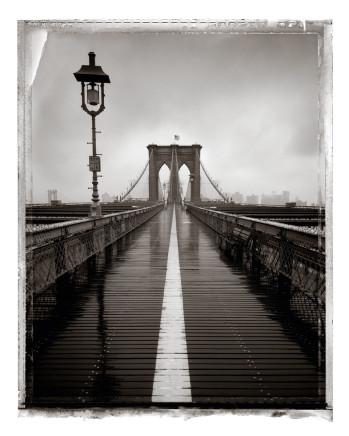 Christopher Thomas, Brooklyn Bridge III, 2008