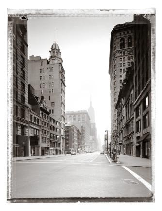 Christopher Thomas, Fifth Avenue, 2001