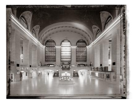 Christopher Thomas, Grand Central Terminal II, 2001