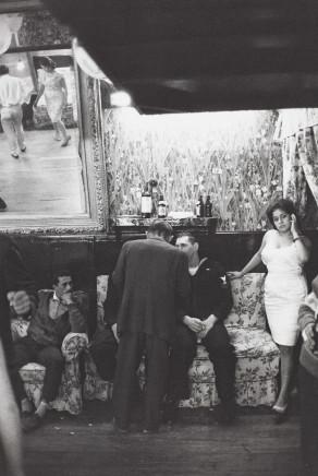 Sergio Larrain, Bar El 43, Valparaiso, Chile, 1963
