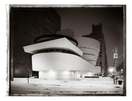 Christopher Thomas, Solomon R. Guggenheim Museum, 2009