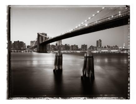 Christopher Thomas, Brooklyn Bridge IV, 2009
