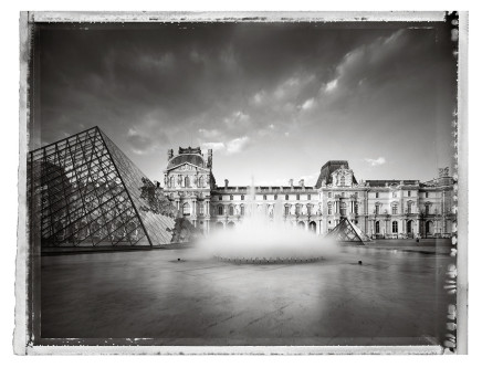 Christopher Thomas, Louvre I, 2014