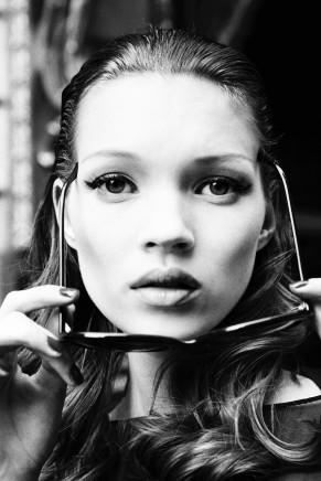 Stephanie Pfriender Stylander, Kate Moss, Wonder, New York, for Harper´s Bazaar Uomo, 1992