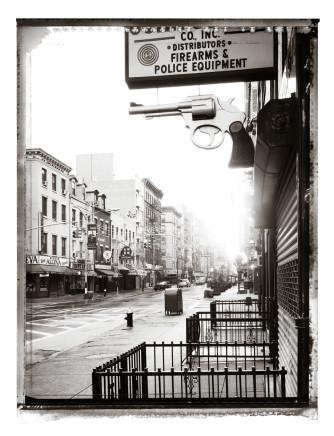 Christopher Thomas, Grand Street, 2008