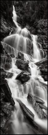 Christopher Thomas, Silvaplana Waterfall I, 2014