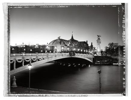 Christopher Thomas, Pont Alexandre III, Grand Palais II, 2014