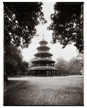 Christopher Thomas, Chinesischer Turm, Englischer Garten, 1999 - 2005