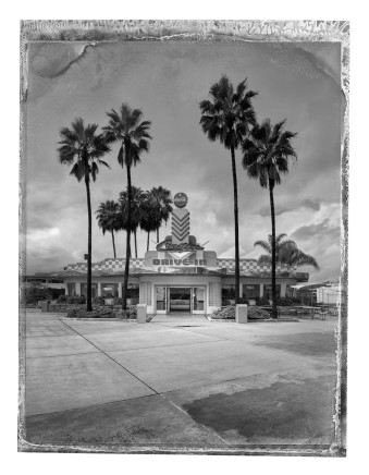 Christopher Thomas, Coasters Drive-In II, Knott´s Berry Farm, Buena Park, 2017