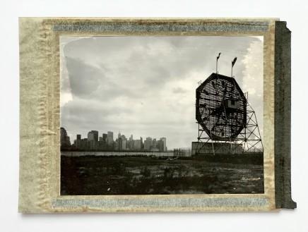 b/w Polaroids