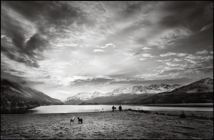 Christopher Thomas, Plaun de Lej II, Lake Sils, 2013