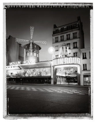 Christopher Thomas, Moulin Rouge, 2014