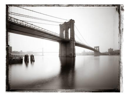 Christopher Thomas, Brooklyn Bridge II, 2001