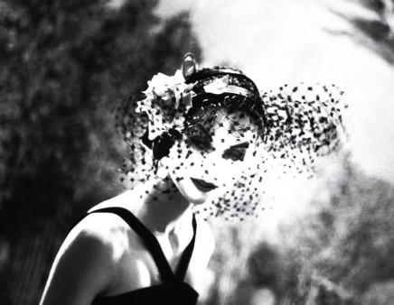 Lillian Bassman, Anne Saint-Marie, New York, Chanel Campaign, 1958