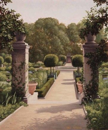 Garden, Bryn Mawr