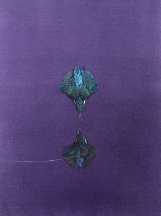Reflection - Purple