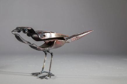 Helen Denerley, Plier Bird, 2019